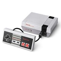 Nintendo NES Classic Edition Video Game Console