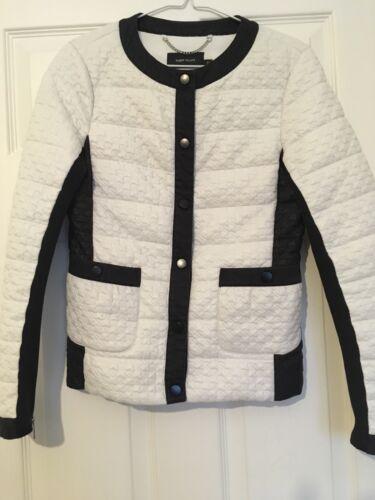 Quilted 8 Black Size Karen Jacket White And Millen wqZBfxAz
