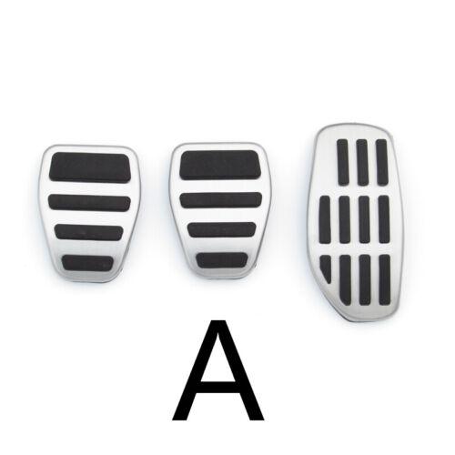 Chorme car Gas Fuel Brake Foot Pedal Fit for Nissan Qashqai 2014 2015 2016 2017