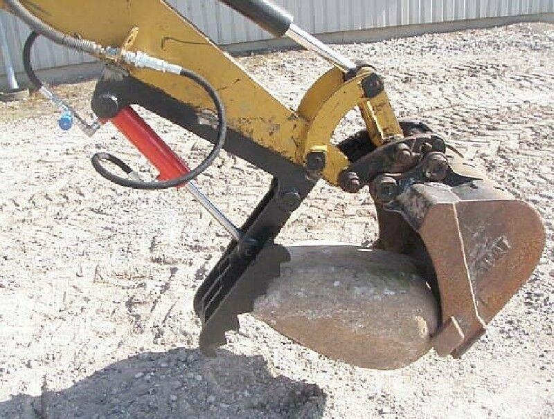 Andet entreprenørmateriel, Kroko (5,6 - 8,0 tons)