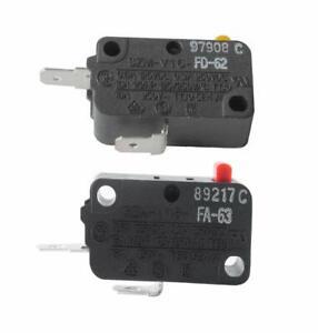 Switch de microondas lg