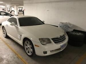 2004 Chrysler Crossfire Coupe (2 door) 416-371-2058