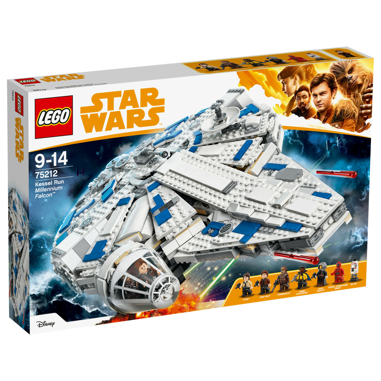 Lego Star Wars 75212 calderas run Millennium Falcon ™ le Faucon millenium n4 18