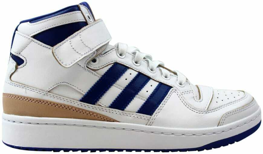 Adidas Forum Mid Wrap White Royal BY4412 Men's Size 10