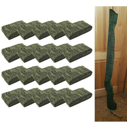 "20 pcs//lot 54/"" Rifle Shotgun Gun Sock Sleeve Shooting Bag Slip Cover Protector"