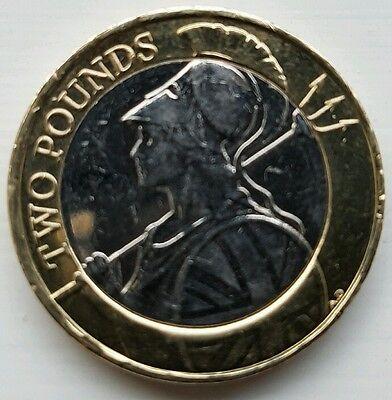 2 pound coin 2016 britannia