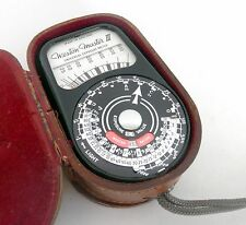 Vintage Weston Master III Light Meter #94MS