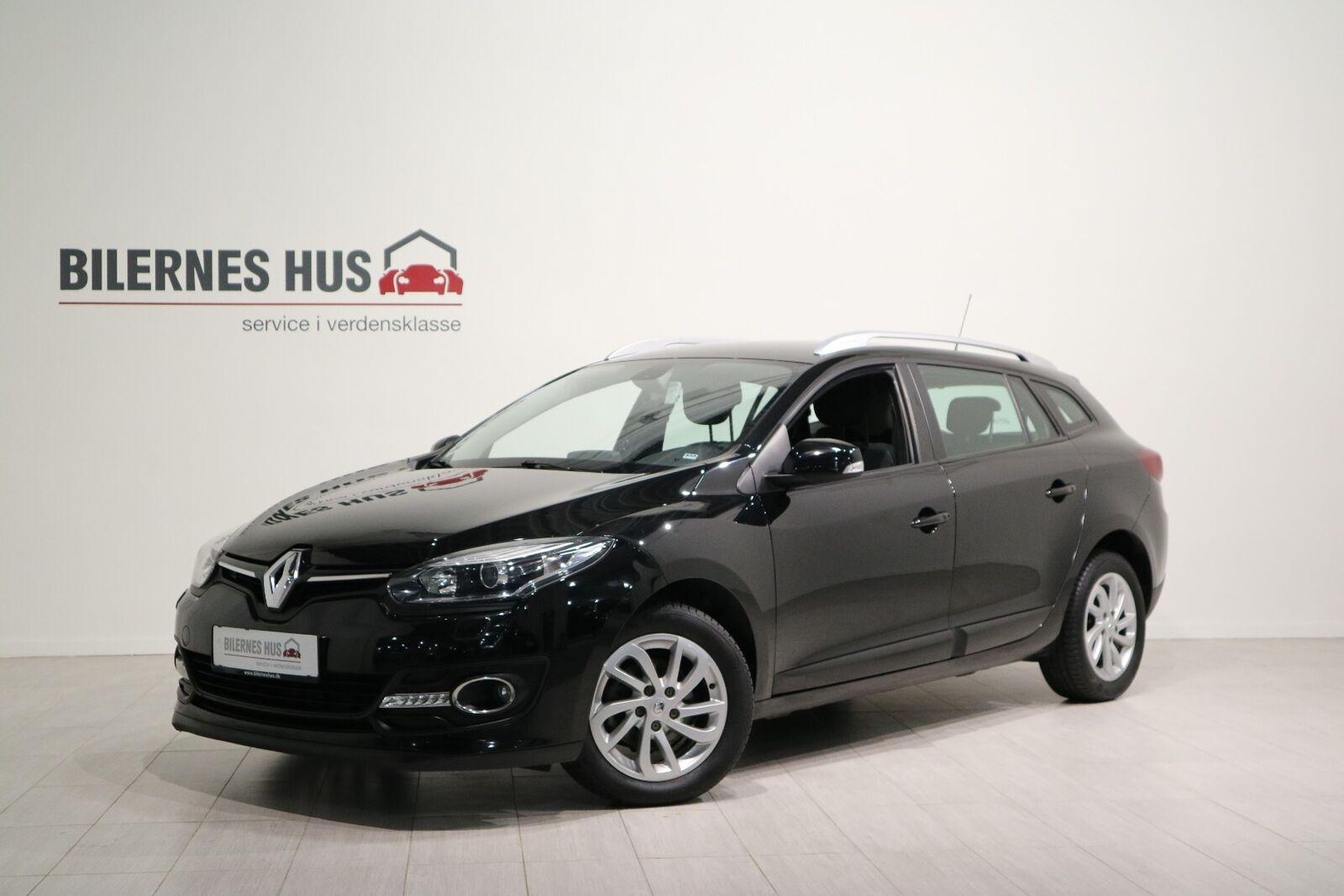 Renault Megane III Billede 1
