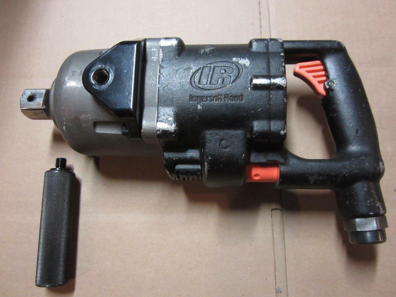 Used INGERSOLL RAND 3942B2TI 1 Inch Air Impact Wrench.