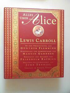 Sonstige Sporting 2 Bücher Alles über Alice Abenteuer Im Wunderland Durch Den Spiegel . Huldigu Die Nieren NäHren Und Rheuma Lindern