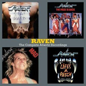 Raven-Complete-Atlantic-Recordings-2cd-New-CD