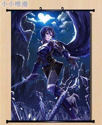 Japan Anime Kingdom Hearts Home Decor Wall Scroll Decorate Poster 50x70CM DD985