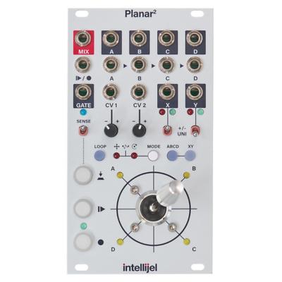 Discreet Intellijel Planar Joystick Vector Mixer Eurorack Module