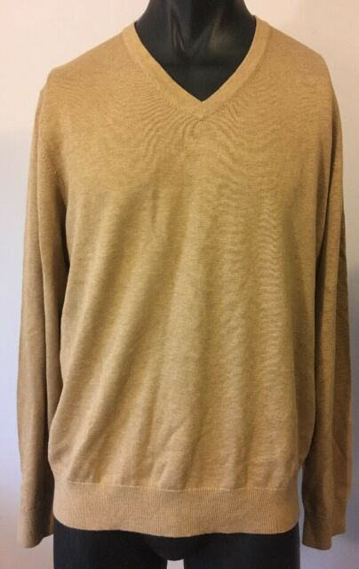 a9b0b70b52 Buy Lands  End Mens XL Supima Cotton V-neck Sweater online