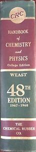 HANDBOOK-OF-CHEMISTRY-AND-PHYSICS-COLLEGE-EDITION-48TH-EDITION-1967-1968