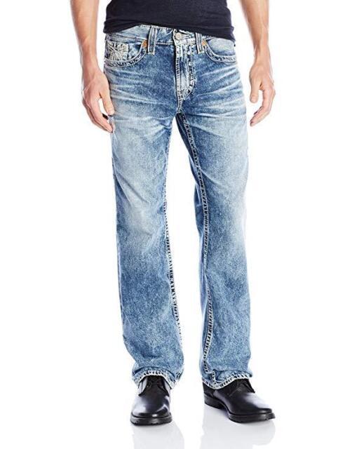New Big Star Eastman Voyager Union Pioneer  Men/'s Blue Jeans Sz 30 33L 34 38XL