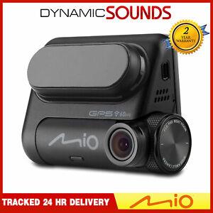 Mio Mivue 846 WIFI Dash Camera GPS Tracking 2.5K QHD Video Recording G-Sensor
