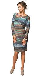 2in1 Umstandskleid Stillkleid Kleid Umstandsmode Schwangerschaftsmode  MUZA