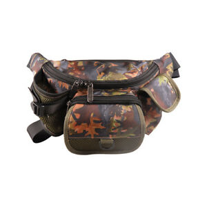 Fly Fishing Waist Bag Carp Pesca Tackle Accessories Pack Lure Gear Case Portable