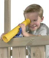 Teleskop Fernrohr Für Kinder Spielturm Abenteuerbett Kletterturm Baumhaus Gelb