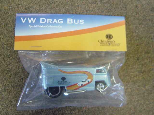 11th Hotwheels 2011 Nationals VW Bus Bus Bus Bingo Game 0e706e