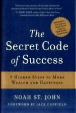 The Secret Code of Success: 7 Hidden Steps to More Wealth and Happines-ExLibrary