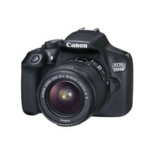 Canon 1300D DSLR Camera & EF-S 18-55 IS II F3.5-5.6 Lens