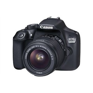 Canon-1300D-DSLR-Camera-amp-EF-S-18-55-IS-II-F3-5-5-6-Lens