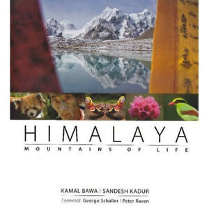 Himalaya: Mountains of Life ISBN 1615845127