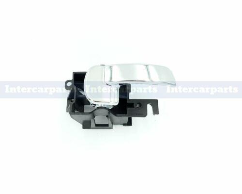 Droit O//S Côté Conducteur poignée intérieure de porte pour Nissan Navara D40 Pathfinder R51
