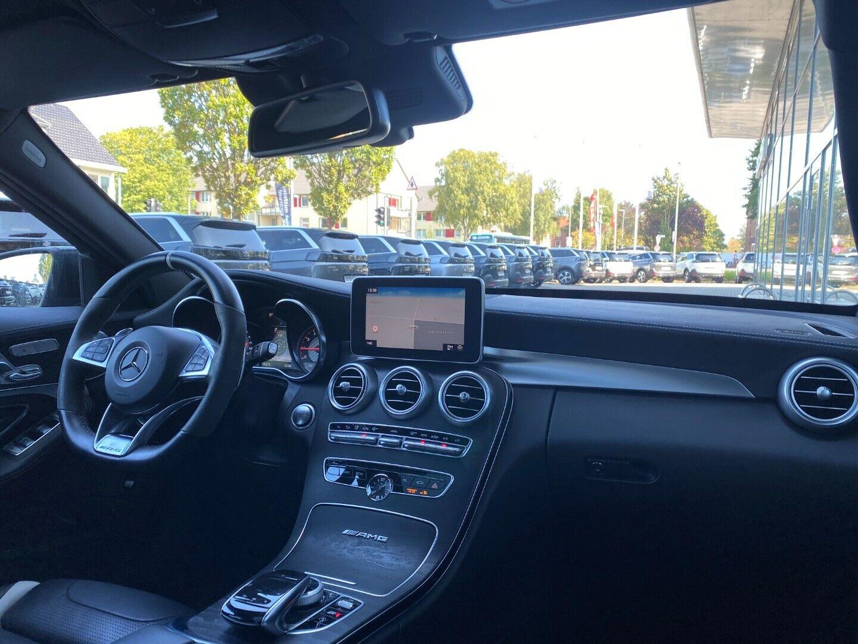 Mercedes C63 AMG S stc. aut.