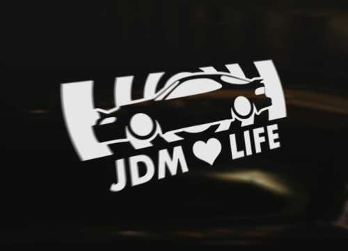 CELICA T180 GT-Four ST185 JDM LIFE Decal Sticker Graphic