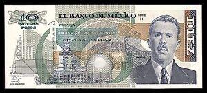 Banco-de-Mexico-10-Nuevos-Pesos-31-July-1992-Series-H-P-95-UNC-R2798515