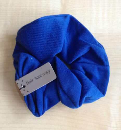 SCRUNCHIES back to school colours Girls' Hair SOFT FEEL accessory