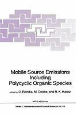 Mobile Source Emissions Included Polycyclic Organic Species-ExLibrary