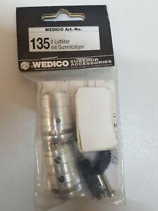 Wedico-135-Luftfilter-aus-Aluminium-passend-fuer-Conventional-Trucks