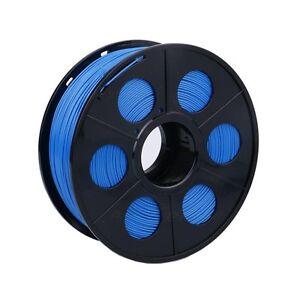 3d Printer Pla Filament 1.75mm 1kg 2.2lb Premium Material Spool Roll Blue