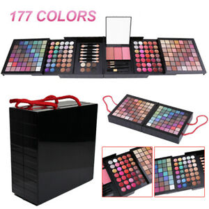 Pro-Kit-Beauty-Cosmetic-Eyeshadow-Pro-177-Full-Color-Makeup-Blush-Palette-Set