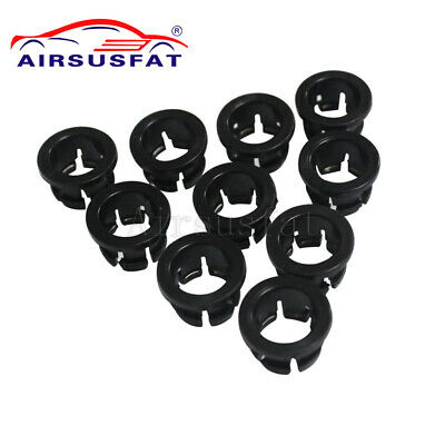 AIRSUSFAT Air Compressor Pump Piston Rings and Piston rod Repair Kit fit for Mercedes W220 W211 W219 Audi A8 D3 A6 C5 allroad