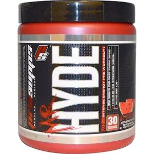 ProSupps MR Hyde Pre Workout 30 Servings Watermelon flavor