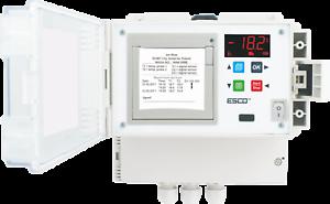 Semi-trailer Temperature recorder printer Truck Thermograph Data Logger DR-202