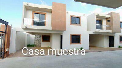 Casa nueva amplia y cómoda 3 recamaras, col. Luna Luna, Cd. Madero