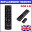 Universal-Replacement-Remote-Control-For-LG-LCD-LED-TVs-NEW thumbnail 1