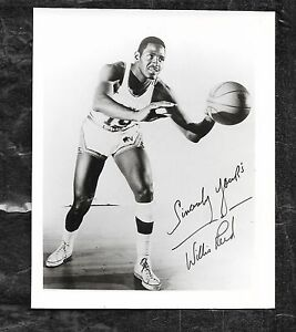 1968-69 N.Y. KNICKS PICTURE PACK PHOTO WILLIS REED