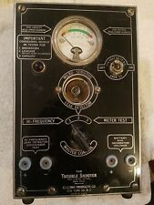 Vintage Doyle The Trouble Shooter Electrical Meter Batteries Condensers Etc