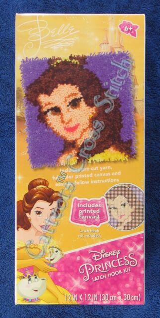 Dimensions Disney Belle Latch Hook Kit