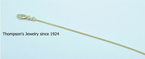 "10 kt Yellow Gold Wheat Chain 18/"" 20/"" Leslie/'s Life Time guarantee."