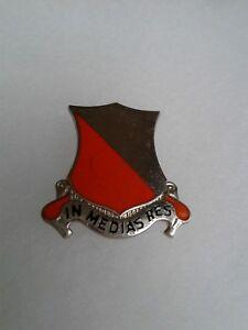 Authentic-US-Army-1st-Signal-Battalion-DI-DUI-Unit-Crest-Insignia-22M
