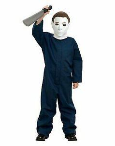 Halloween Michael Myers Costume.Halloween Michael Myers Costume Child Large