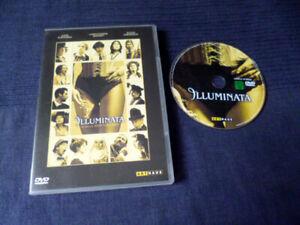 DVD FILM Illuminata von John Turturro Christopher Walken Susan Sarandon Arthaus